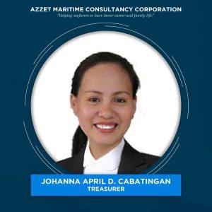 Johanna Cabatingan
